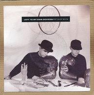 "7"" Single, Pet Shop Boys - Left To My Own Devices - Disco & Pop"