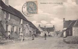 41 - LOIR ET CHER - ECOMAN - 10031 - Grande Rue - Autres Communes