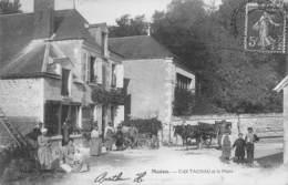 41 - LOIR ET CHER - MADON - 10032 - Café TACHAU - Place - Autres Communes