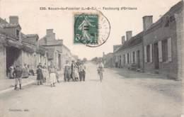 41 - LOIR ET CHER - NOUAN LE FUZELIER - 10037 - Faubourg D'Orléans - Autres Communes