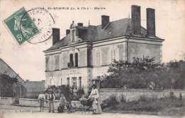 41 - LOIR ET CHER - ST-ROMAIN - 10046 - MAIRIE - Défaut - Autres Communes