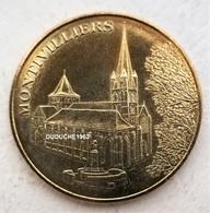 Monnaie De Paris 76. Montivilliers - Abbaye Des Abbesses  2010 - Monnaie De Paris