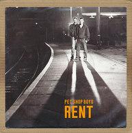 """7"""" Single, Pet Shop Boys - Rent - Disco & Pop"""