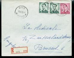 Doc. De GITS - A A - Du 10/05/65  -  En Rec. - Postmark Collection