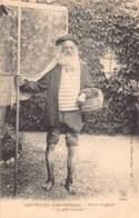 44 - LOIRE ATLANTIQUE - PREFAILLES - 10084 - Vieux Baigneur Le Père Leroux - - Préfailles
