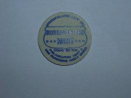ESTADOS UNIDOS/USA JETON PHILADELPHIA MINT (5861) - USA