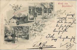 1899 - KRNOV  Jagerndorf  Okres BRUNTAL , Gute Zustand, 2 Scan - Tchéquie
