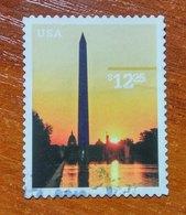 USA 2001 Washington Memorial   High Value USED - United States