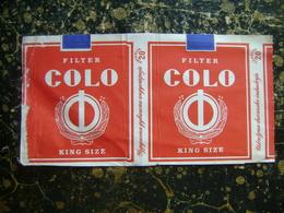 Jugoslavija-Colo-1970  (4202) - Boites à Tabac Vides