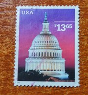 USA 2002 Capitol Dome    High Value USED - United States