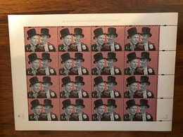 Poland 2008. Cabaret Of Elderly Gentlemen. Mi 4398. Mini Sheet MNH** - Blocks & Sheetlets & Panes