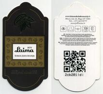Laima - Musée Du Chocolat / Museum Of Chocolate - Riga 2015 - Latvia Lettonie Lettland Latvija - Cocoa Kakao - Tickets D'entrée
