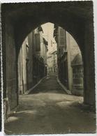 CPSM MUR DE BARREZ - Grand Rue Avec Sa Porte Ogivale - Autres Communes