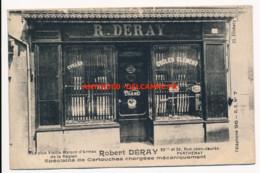 CPA 79 PARTHENAY Robert DERAY Armurerie Et Cycles - Parthenay
