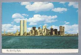 US.- NEW YORK CITY!. SKY LINE. WORLD TRADE CENTER. - World Trade Center