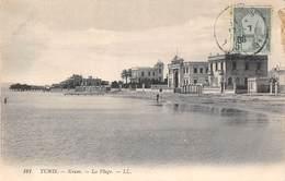 Tunisie - TUNIS - Kram - La Plage - Tunisia