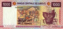 Djibouti 1000 Francs (P42) 2005 -UNC- - Djibouti