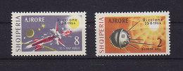 Albanien Nr. 857-858  ** - Albania