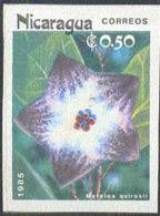 NICARAGUA (1985) Matelea Quirosii. Imperforate. Scott No 1454, Yvert 1365. - Nicaragua