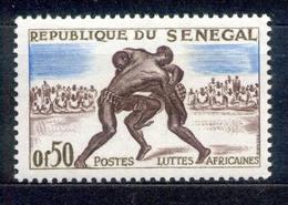 Senegal 1961 Michel Nr. 245 ** - Senegal (1960-...)