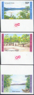 CAMEROUN (1985) Tourism. Set Of 3 Imperforates. Scott Nos 787-9, Yvert Nos 763-5. - Cameroon (1960-...)