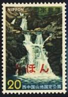 JAPAN (1973) Sandan Gorge. Specimen. Scott No 1145, Yvert No 1087. - Japan
