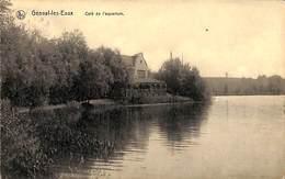 Genval-les-Eaux - Café De L'aquarium (1913, J. Degraux) - La Hulpe