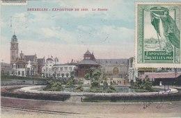 Exposition De Bruxelles 1910 - Fantasy Labels