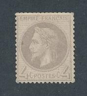 """DP-105: FRANCE: Lot Avec """"NAPOLEON """" N°27*GNO - 1863-1870 Napoléon III Lauré"""