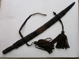 Sabre Court Touareg Ancien - Knives/Swords