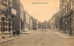 Auvelais - Rue Du Pont (animée Casquettes Edit S D) - Sambreville