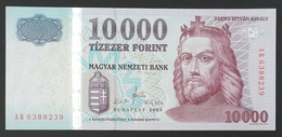 HUNGARY HONGRIE UNGARN 1000 FORINT - 2009 Edition UNC BANKNOTE - Saint Stephen KING Esztergom - Hungary