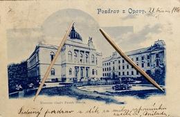 Opava 1900 CZ - Czech Republic