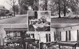 2850257Groeten Uit Kranenburg Hotel-Café-Rest. ,,Schoenaker'' Gem. Vorden (Foto Kaart) - Pays-Bas