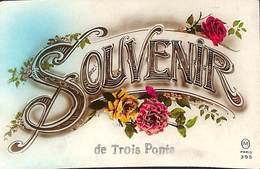 Souvenir De Trois Ponts (roses) - Trois-Ponts
