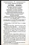 Tienen, Tirlemont, La Panne, De Panne, 1953, Victor Kinon - Imágenes Religiosas