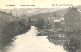 Trois-Ponts - La Salm En Amont (Edit. Wayaffe, 1908) - Trois-Ponts