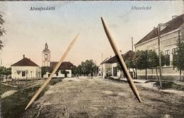 Abaújszántó HU - Hungría