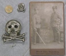 Pièce D'origine Pour Kolback Brinswick ( Casque à Pointe ) - 1914-18