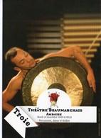 Théâtre Amboise Théâtre Beaumarchais Spectacle Percussions Danse - Théâtre