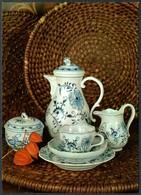 D6442 - TOP Porzellan Manufaktur Meissen Schauhalle - VEB Bild Und Heimat Reichenbach - Fine Arts