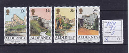 Alderney Nr.28-31 ** - Alderney