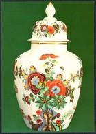 D6446 - TOP Porzellan Manufaktur Meissen Schauhalle - VEB Bild Und Heimat Reichenbach - Fine Arts