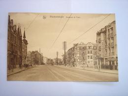CPA - BLANKENBERGE - BOULEVARD DE TROOZ ( 1930 ) - Blankenberge