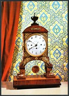 D6454 - TOP Uhr - Verlag Planet DDR - Fine Arts