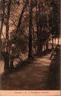 ! Alte Ansichtskarte Parchim, Mecklenburg, Eichberg, 1913 - Parchim