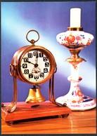 D6457 - TOP Uhr - Verlag Planet DDR - Fine Arts