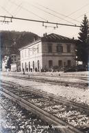 Cartolina - Ormea - Stazione Ferroviaria - 1969 - Cuneo