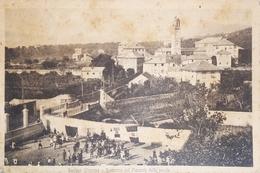 Cartolina - Legino - Savona - Panorama Col Piazzale Delle Scuole - 1922 - Savona