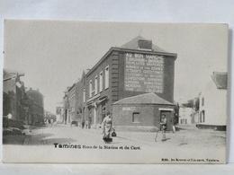 Tamines. RARE. TOP. Rue De La Station Et Du Curé. Au Bon Marché - Sambreville